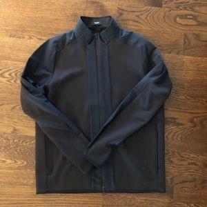 Theory lightweight bomber jacket, never worn.